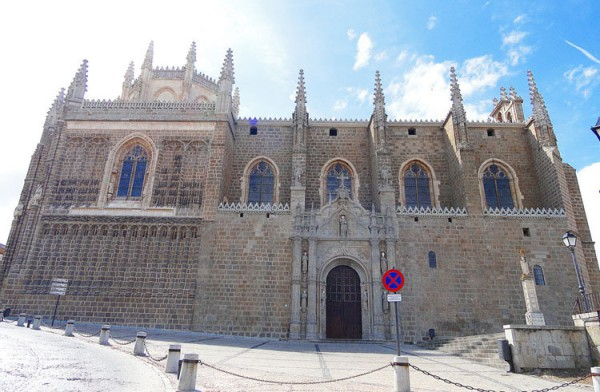 圣胡安皇家修道院_托莱多_西班牙
