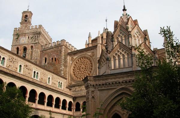 瓜达罗普圣玛利亚王家修道院_卡塞雷斯_西班牙
