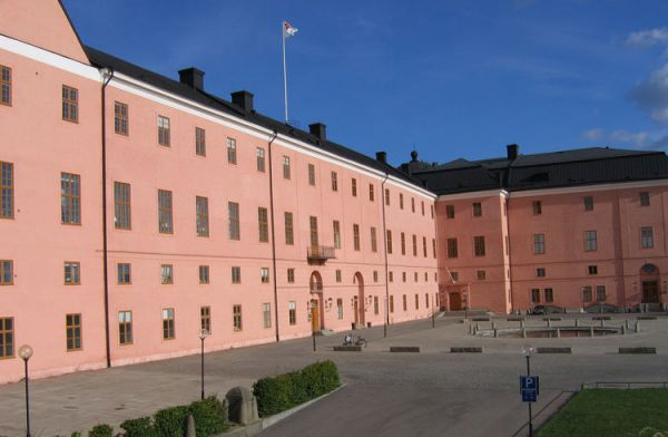 乌普萨拉城堡_乌普萨拉_瑞典