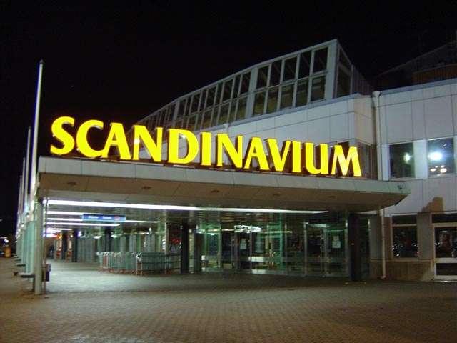 斯堪的纳维亚体育馆