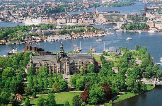 北欧博物馆旅游