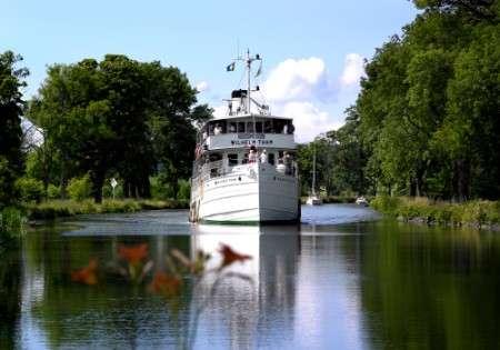 约塔运河旅游
