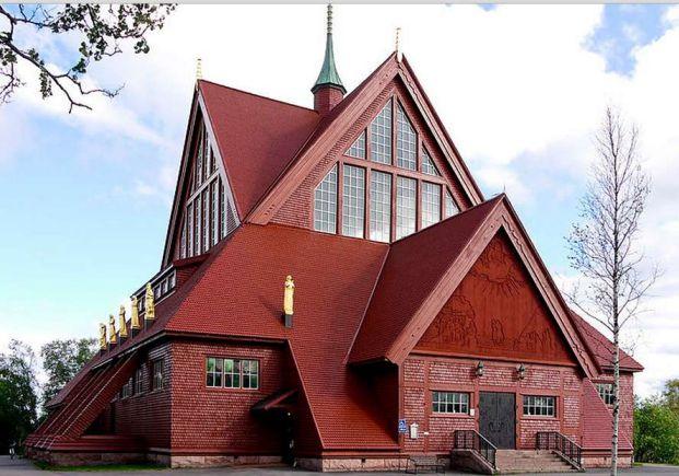 基律纳教堂旅游