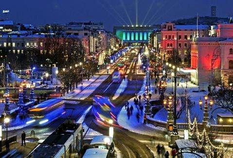 哥德堡旅游