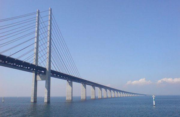 厄勒海峡大桥_马尔默_瑞典