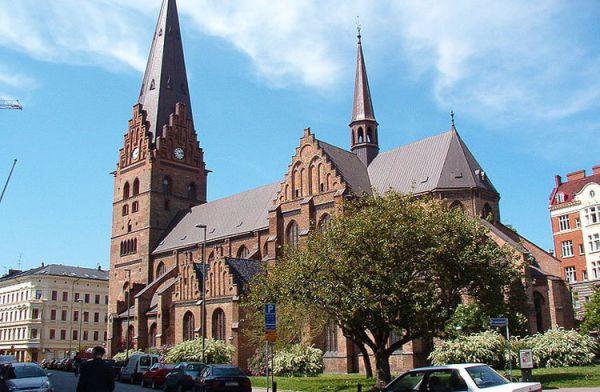 圣彼得大教堂_马尔默_瑞典