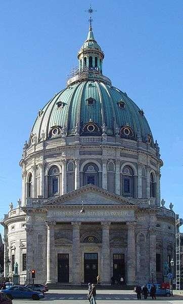 腓特列教堂旅游