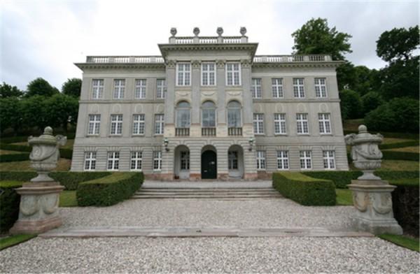 Marienlyst城堡_赫尔辛格 _丹麦