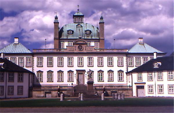 弗莱登斯堡宫 _赫尔辛格 _丹麦