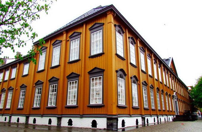 前皇家官邸_特隆赫姆_挪威