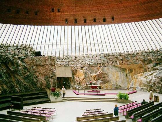 坦佩利奥基奥教堂