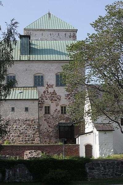图尔库古城堡旅游