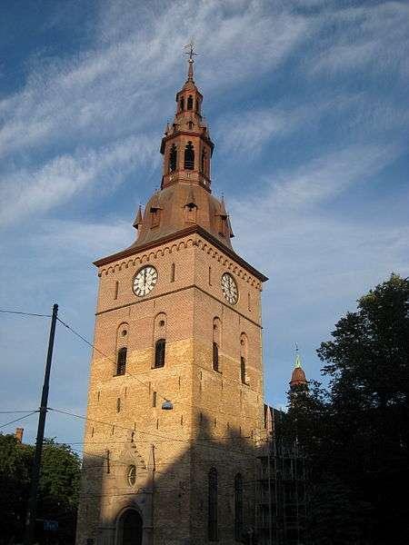 奥斯陆大教堂旅游
