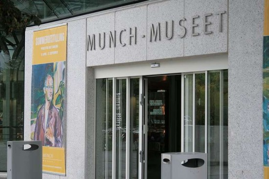 蒙克博物馆旅游