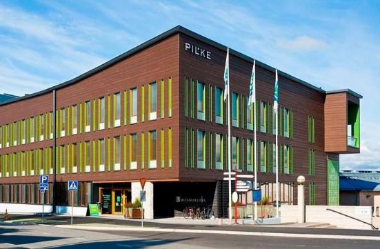 皮尔克科学中心