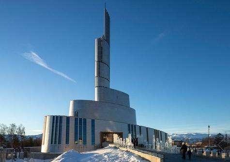 北极光教堂旅游
