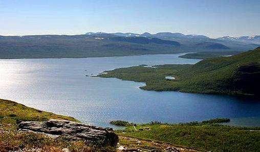 基尔皮斯耶尔维湖