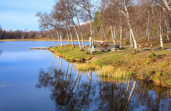 特罗姆瑟人民公园_特罗姆瑟_挪威