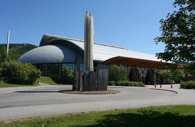 挪威奥林匹克博物馆_利勒哈默尔_挪威