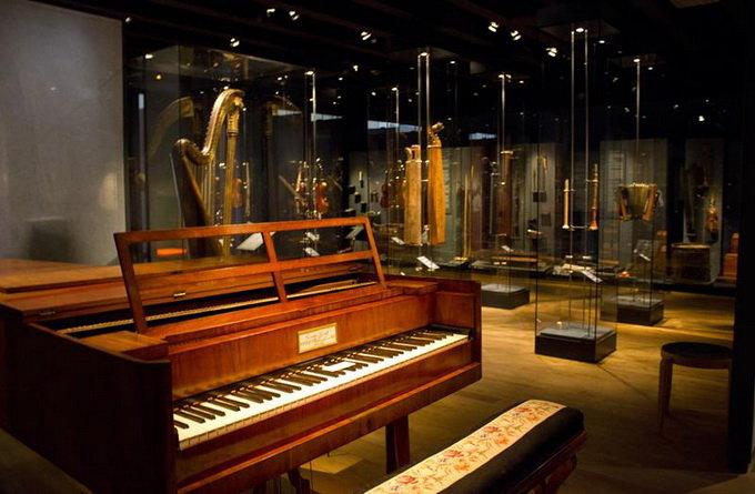 音乐史博物馆_特隆赫姆_挪威