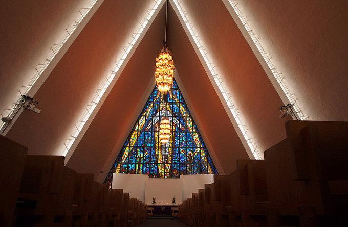 北极大教堂_特罗姆瑟_挪威