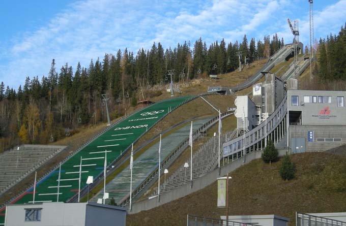 吕斯郭尔滑雪跳台_利勒哈默尔_挪威