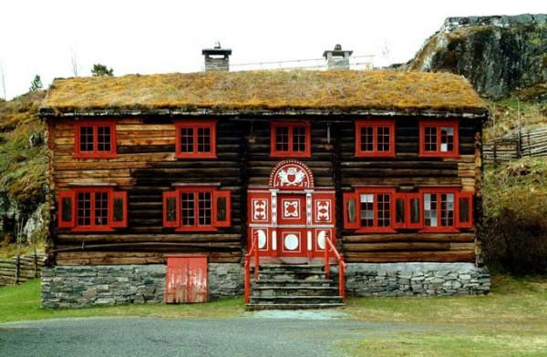 特隆德拉格民俗博物馆_特隆赫姆_挪威