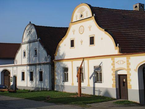 霍拉索维采古村保护区
