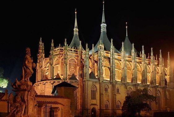 圣巴巴拉教堂旅游