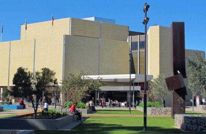 西澳大利亚美术馆_珀斯_澳大利亚