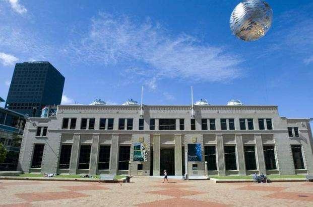 惠灵顿市立美术馆