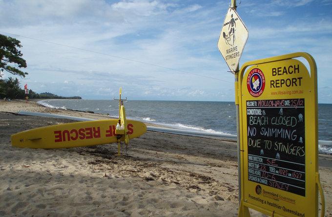 Holloways海滩_凯恩斯_澳大利亚