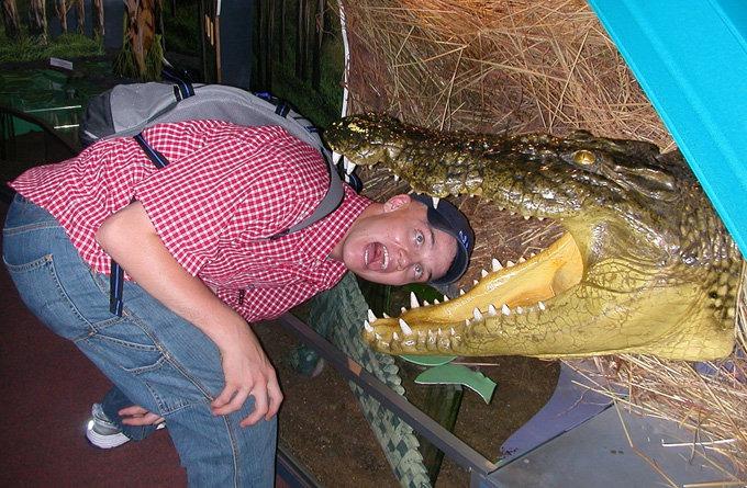 达尔文鳄鱼场_达尔文_澳大利亚