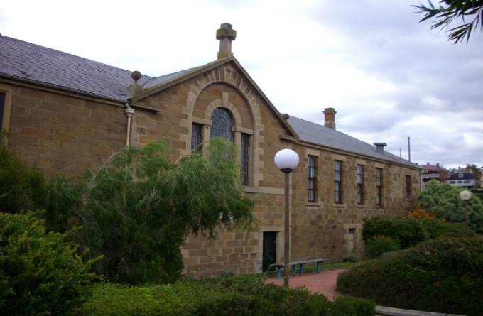 监狱教堂古迹_霍巴特_澳大利亚