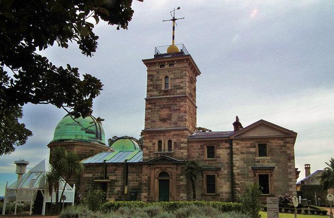 悉尼天文台_悉尼_澳大利亚