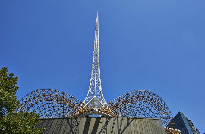 维多利亚艺术中心_墨尔本_澳大利亚