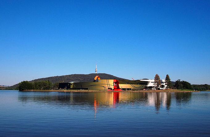 堪培拉澳大利亚国家博物馆_堪培拉_澳大利亚