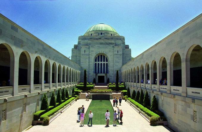 堪培拉国家战争纪念馆_堪培拉_澳大利亚