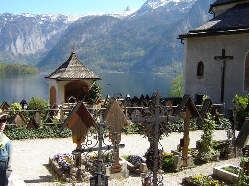 哈尔施塔特-达特施泰因萨尔茨卡默古特文化景观