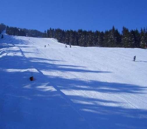 斯拉德明滑雪场
