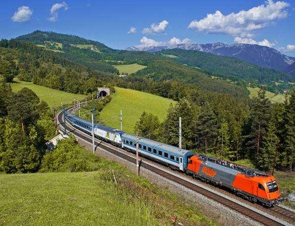 塞默灵铁路旅游
