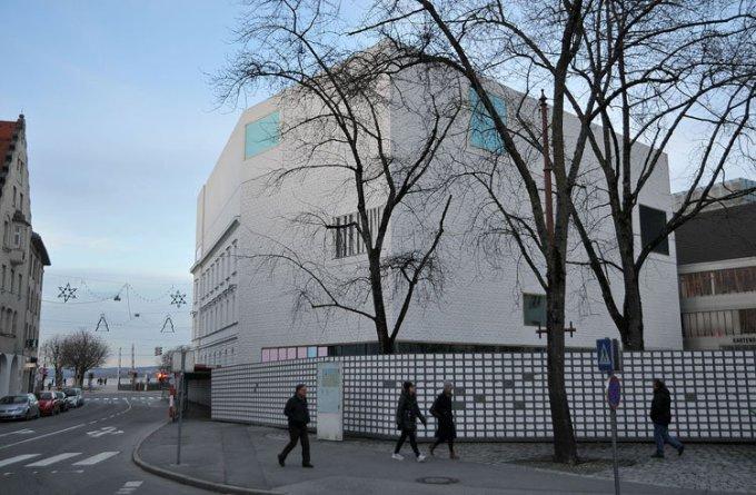 福拉尔贝格兰德斯博物馆_布雷根茨_奥地利