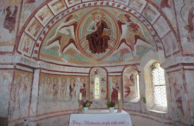 圣海伦娜教堂_巴登_奥地利