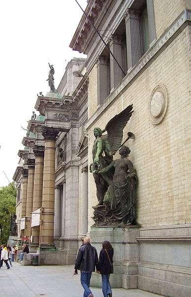 比利时皇家美术博物馆