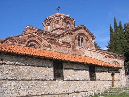 奥赫里德地区文化历史遗迹及其自然景观