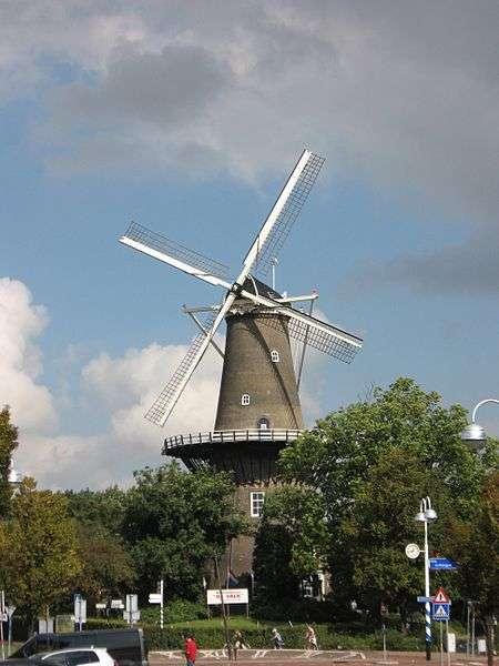 德•法尔克市立风车博物馆