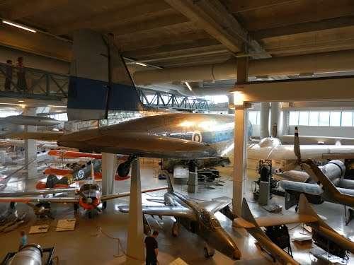 中芬兰航空博物馆