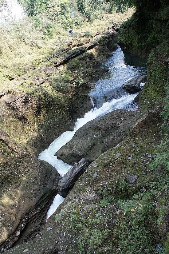 戴维瀑布旅游