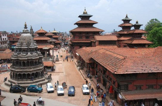 Harishankar神庙_帕坦_尼泊尔