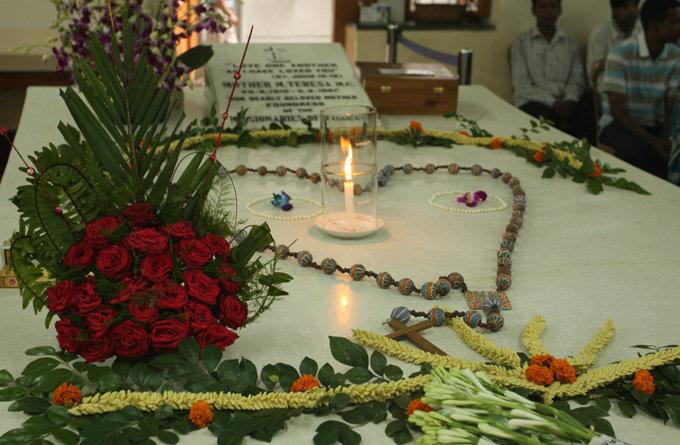 特蕾莎修女仁爱之家_加尔各答_印度